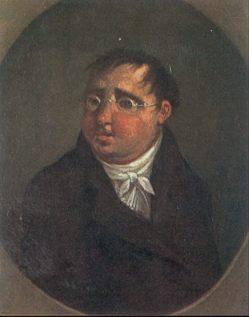 Jan Frederik Helmers (portret door P.Velijn - Atlas van Stolk Rotterdam)