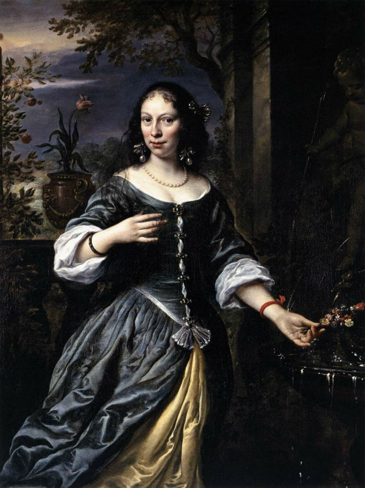 Margaretha Tulp Margaretha Tulp in 1655 door Govert Flick, Staatliche Museen, Kassel