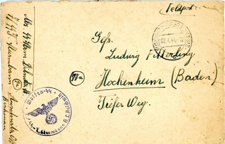 De kaart van de SS'er (auschwitz.org)