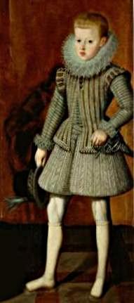 Filips IV in 1612