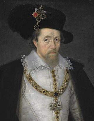 Jacobus I van Engeland