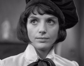 Kitty Courbois in 'De schaduw van een revolverman', 1964 (cc - Anefo - F.N. Broers)