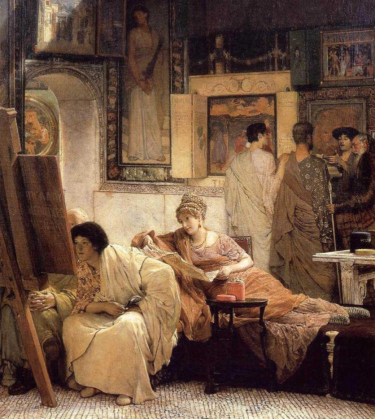 Picture Gallery - Tadema