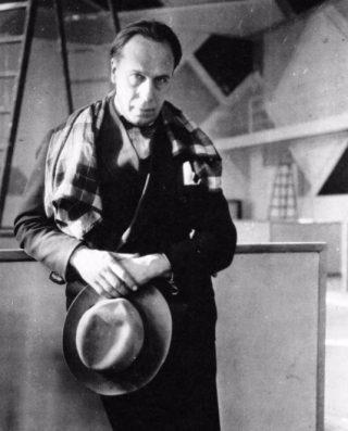 Theo van Doesburg in 1927
