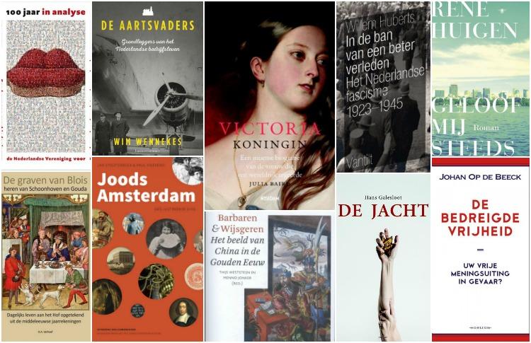 Nieuwe geschiedenisboeken (week 13)