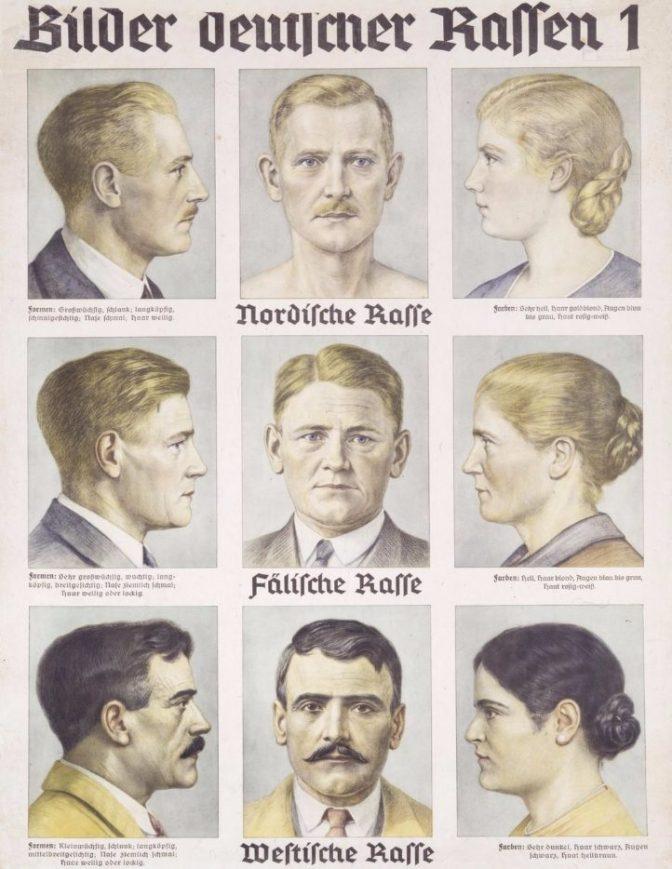 Bilder Deutscher Rassen I