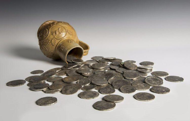 De muntschat uit Westwoud (Archeologie West Friesland)
