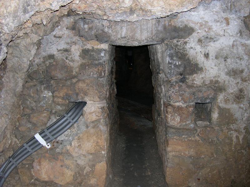 2500 jaar oude Eupalinos Tunnel open voor publiek