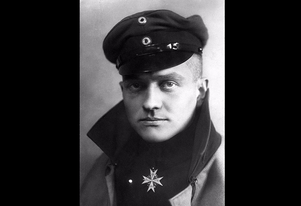Manfred von Richthofen (1892-1918) - Het verhaal van De Rode Baron