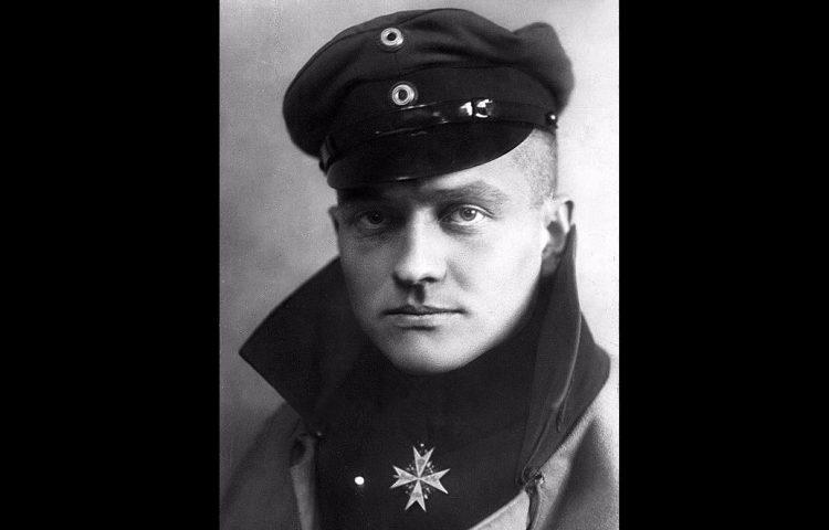 Manfred von Richthofen in 1917