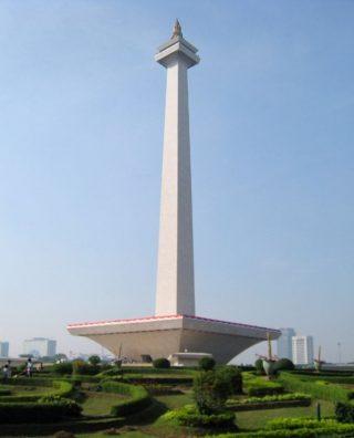 Monumen Nasional in Jakarta - cc