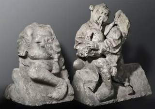 Sculpturen van de Sint-Jan kathedraal