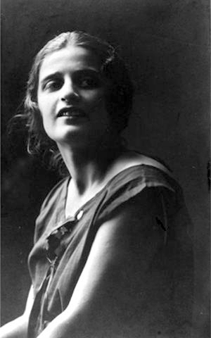 Ayn Rand in 1925