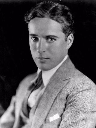 Chaplin in ca. 1920