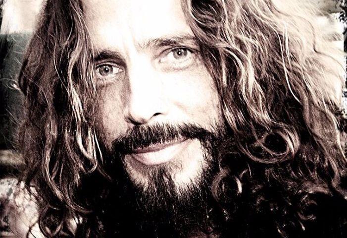 Chris Cornell - Frontman van Soundgarden