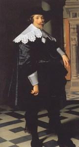 Cornelis de Graeff in 1636 door Nicolaes Eliasz. Pickenoy, Gemäldegalerie, Berlijn