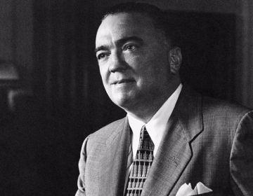 J. Edgar Hoover, directeur en oprichter van de FBI