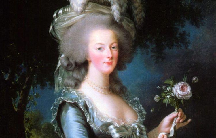 Marie Antoinette van Oostenrijk - Koningin van Frankrijk