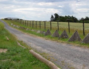 De Koude Oorlog - Overblijfselen van het IJzeren Gordijn in Tsjechië - cc