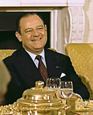 Raymond Barre in 1977