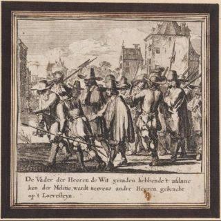 Romeyn de Hooghe, Witten Wonder Spiegel, 1675, Collectie Stadsarchief Amsterdam