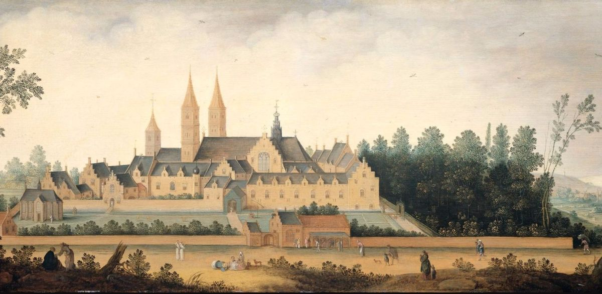 Adalbert van Egmond (†740) - Missionaris in Holland