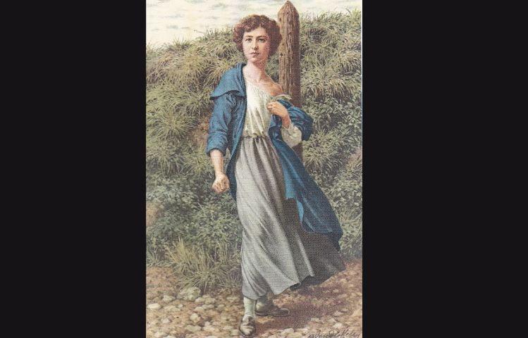 Gabrielle Petit (1893-1916) - Verzetsheldin uit de Eerste Wereldoorlog