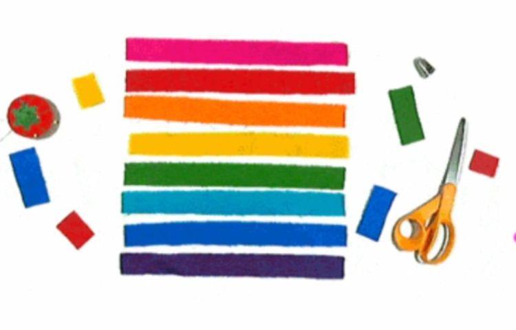 Gilbert Baker en zijn regenboogvlag geëerd door Google