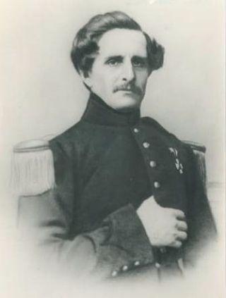 Johan Hendrik Christiaan Basting in 1860