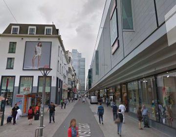 Nieuwstraat in Brussel (Google Street View)