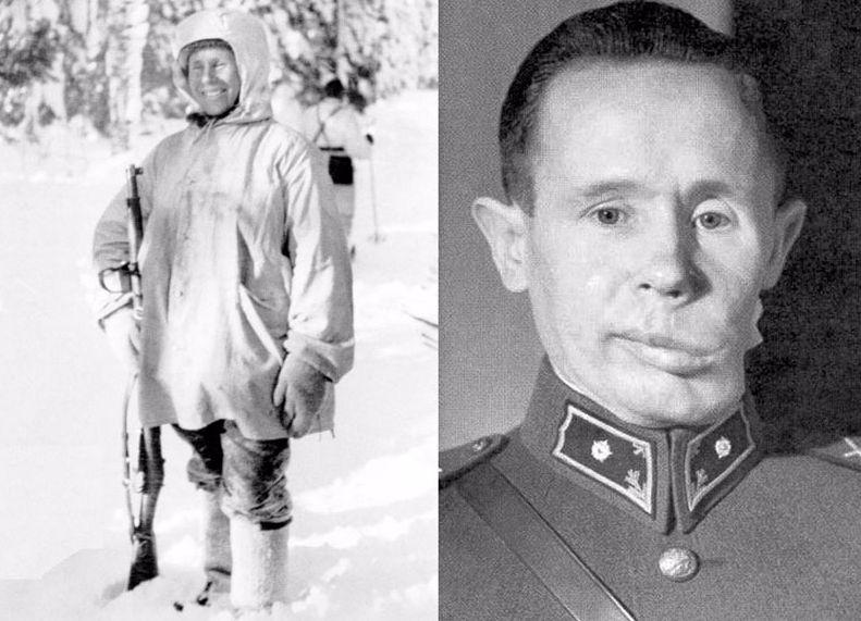 Simo Häyhä (1905-2002) - De doeltreffendste sluipschutter ooit