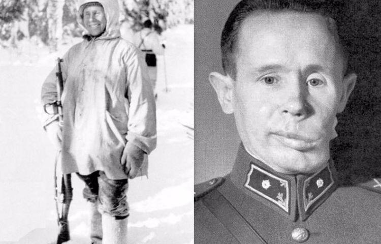 Simo Häyhä (1905-2002) -De doeltreffendste sluipschutter ooit