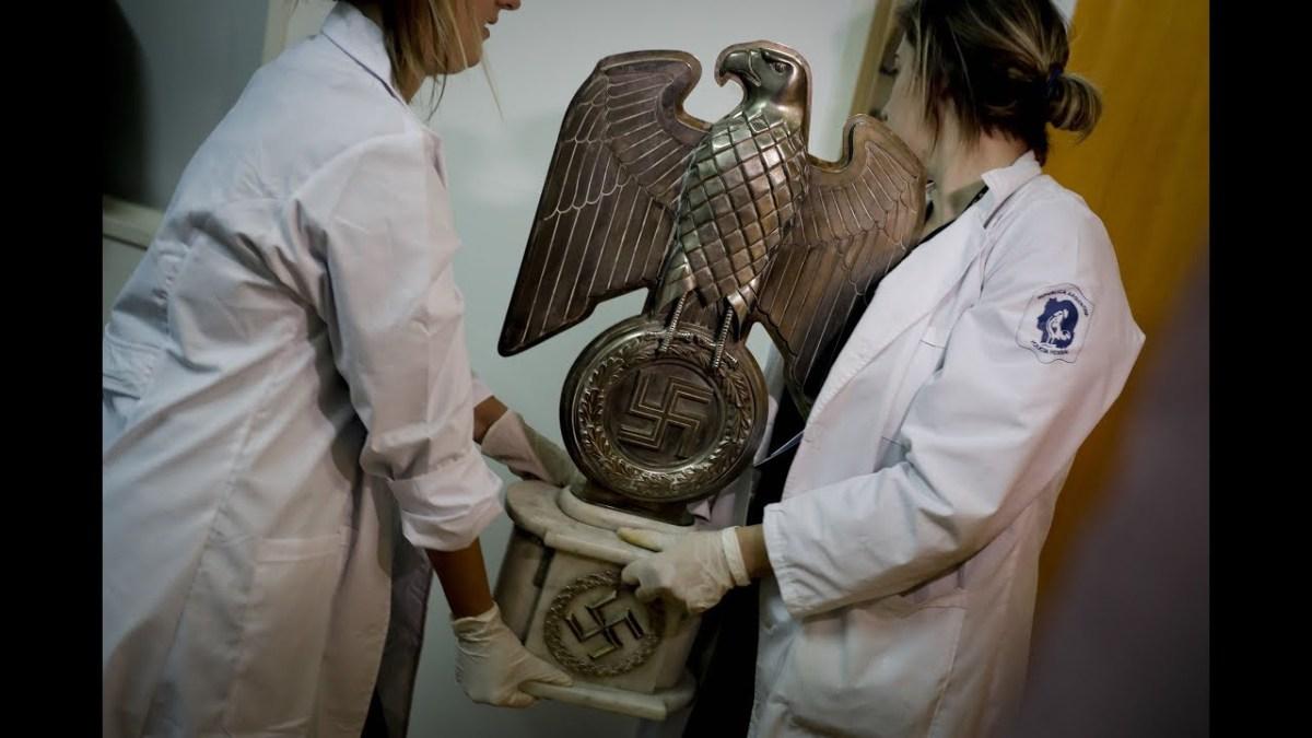 Geheime ruimte vol nazi-spullen ontdekt in Argentinië