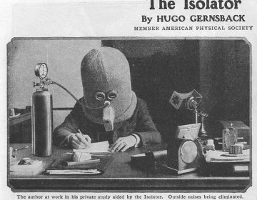De Isolator van Hugo Gernsback