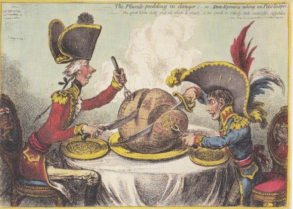 Napoleon verenigde Nederland