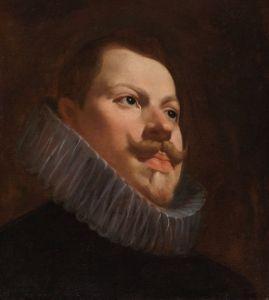 Filips III van Spanje (Diego Velázquez)