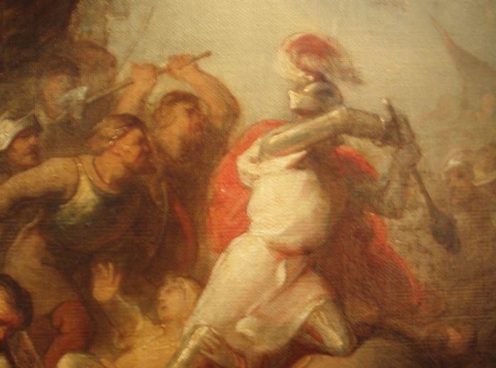 Slag bij Ane (28 juli 1227)
