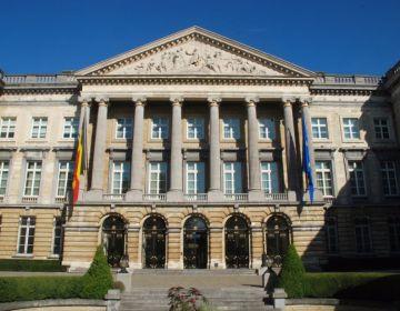 Paleis der Natie - Zetel van het Federaal Parlement van België (cc)