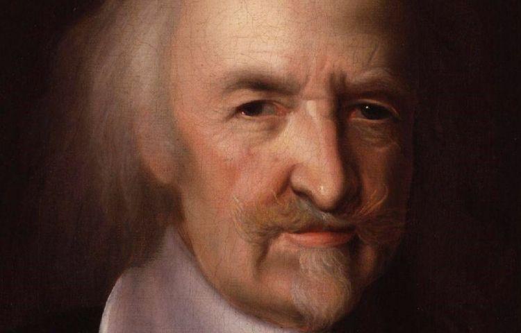 Thomas Hobbes (1588-1679) - Schrijver van de Leviathan