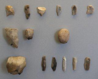 Artefacten uit de Trechterbekercultuur - cc