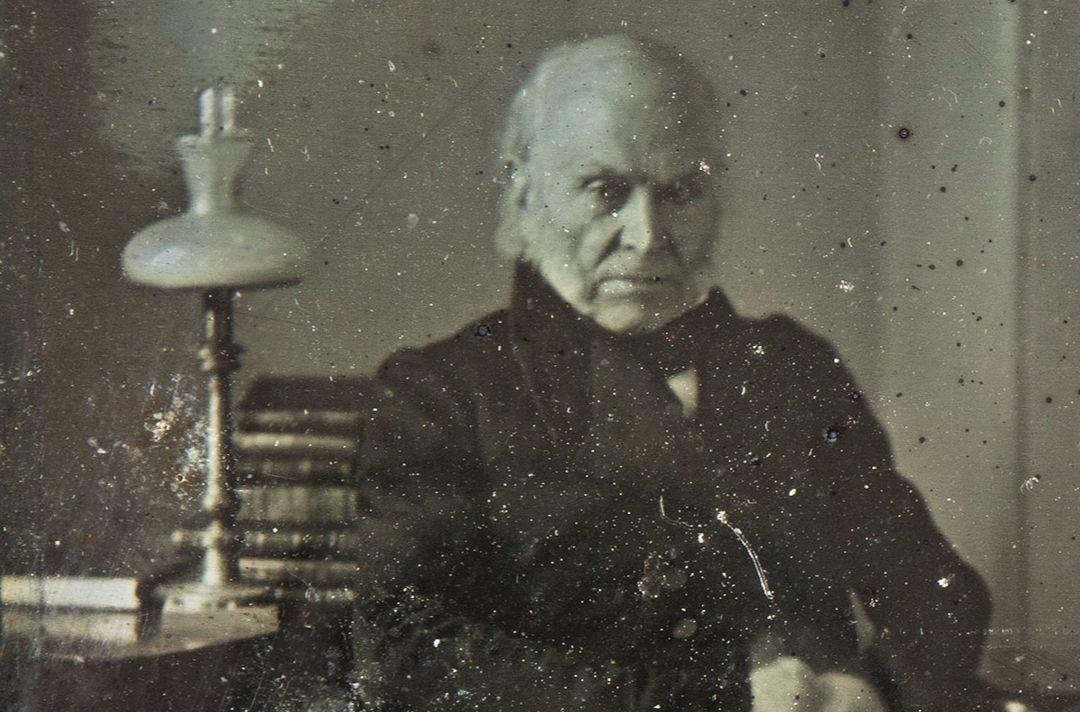 Oudste nog bestaande foto van een Amerikaanse president onder de hamer