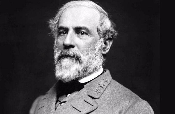 Robert E. Lee (1807-1870) - Generaal in de Amerikaanse Burgeroorlog