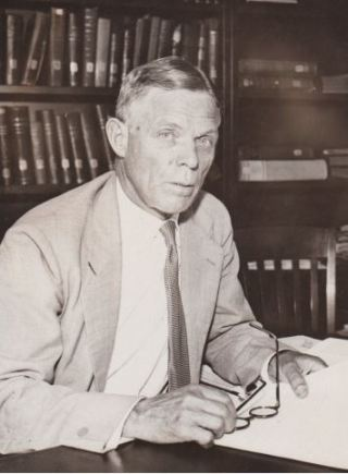 William E Dodd
