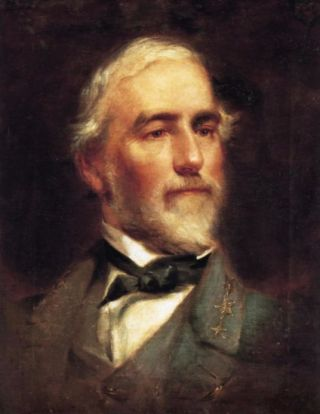 Robert E. Lee - Calledon Bruce, 1865 (Virginia Historical Society)