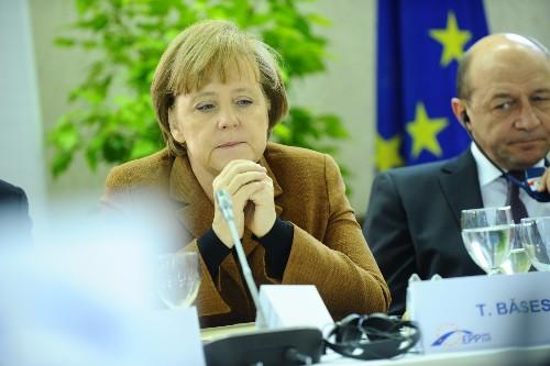 Merkel in 2011. cc/European People's Party