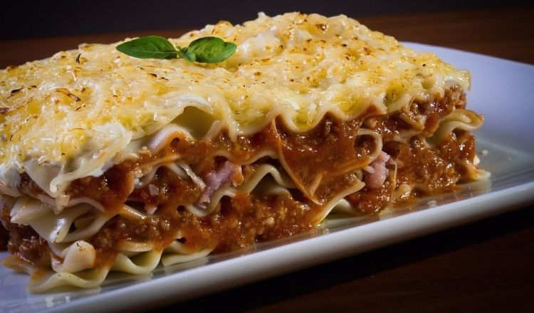 Lasagna (cc - Pixabay - angelorosa)