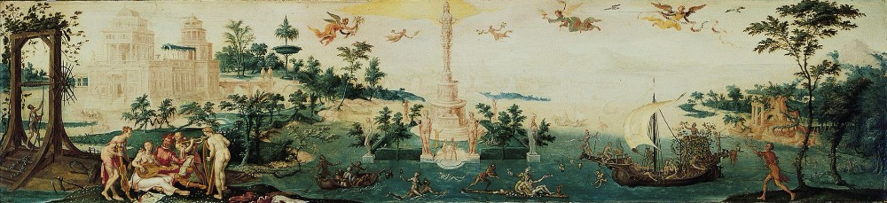 Maarten van Heemskerck - Allegory of Nature