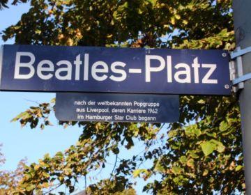 The Beatles-Platz in Hamburg (cc - Heide-Daniel)