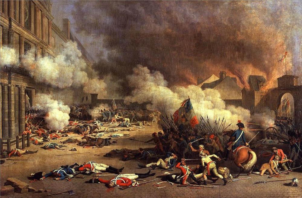 De Franse Revolutie (1789)