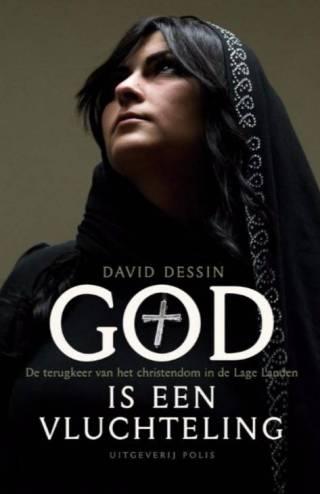 God is een vluchteling - David Dessin